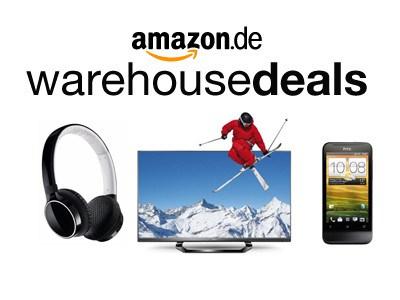 السلع المخفضة في amazon Warehouse Deals