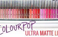 الشراء من الموقع الامريكي كلر بوب colour pop